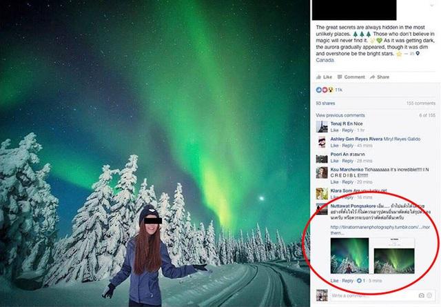 Nữ tiếp viên hàng không Thái Lan Louktarn Ticha đã có một tài khoản Instagram nổi tiếng mà cô sử dụng để đăng hình ảnh về những chuyến du ngoạn khắp thế giới