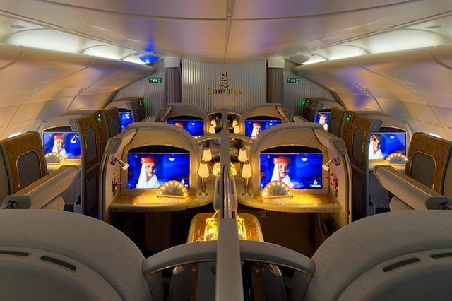 Dưới đây là bức ảnh gốc của Emirates.