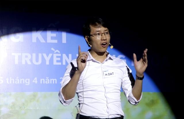 Hoàng Tiến Đạt – Giảng viên Khoa Quốc tế - ĐH Kỹ thuật Công nghiệp – ĐH Thái Nguyên lựa chọn đề tài Công nghệ in sinh học – tái tạo các bộ phận cơ thể người từ tế bào gốc.