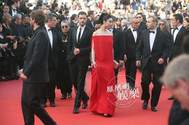 Năm nay, Phạm Băng Băng được chọn là một trong những giám khảo của LHP quốc tế Cannes lần thứ 70. LHP diễn ra từ ngày 18/5 tới 28/5/2017.