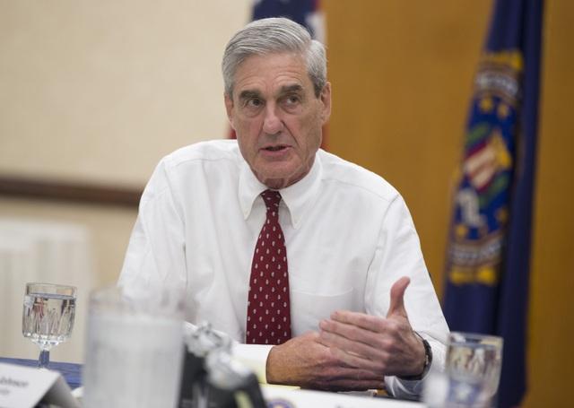 Ông Robert Mueller. (Ảnh: Washington Post)