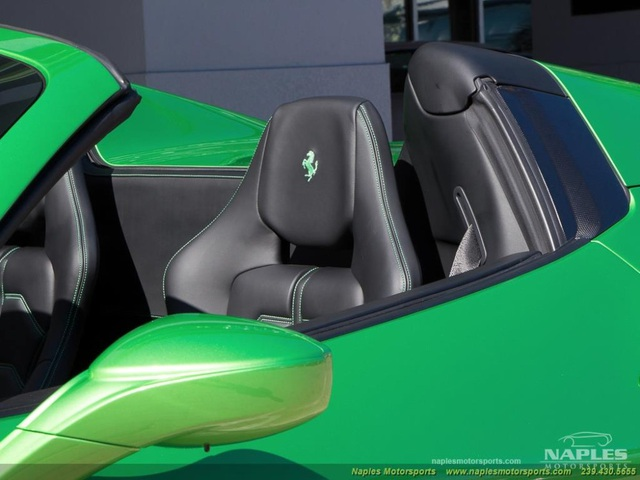 Mất bao nhiêu tiền để đổi màu sơn siêu xe Ferrari chính hãng? - 5