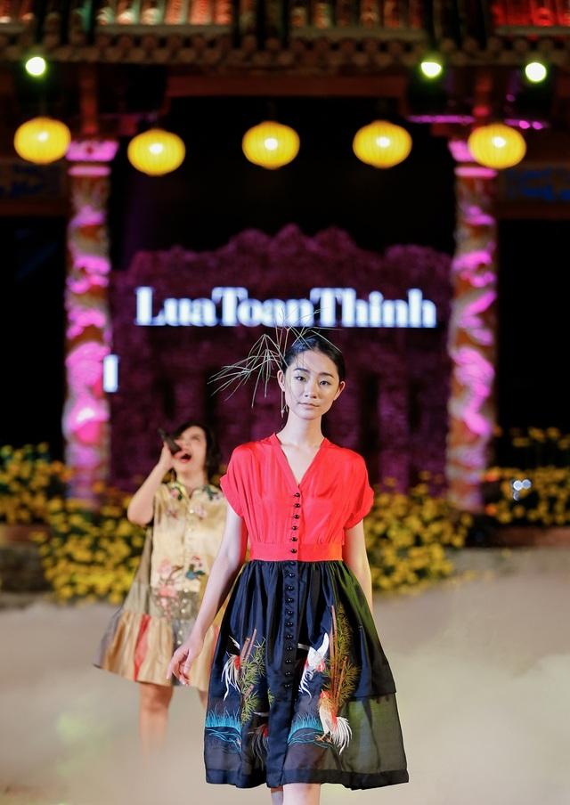 Á quân Vietnams Next Top Model Trà My.