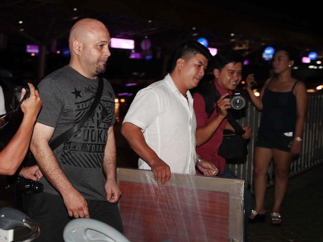 Cao thủ Pierre Flores đến TPHCM, chờ đấu võ sư Huỳnh Tuấn Kiệt - 6