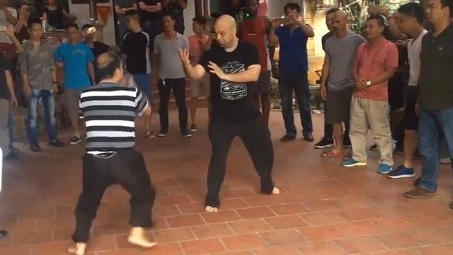 Võ sư Flores sẵn sàng giao đấu với Cung Lê