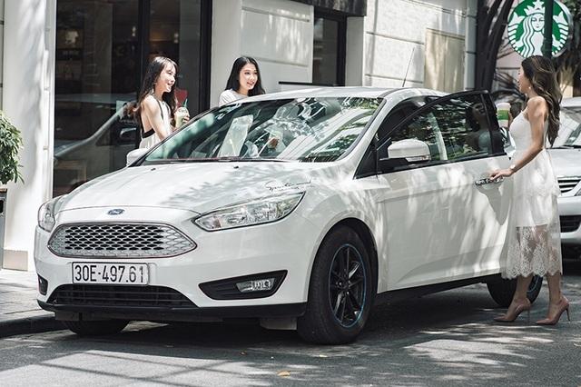 Ford Focus Trend - Những tính năng dành riêng cho phái nữ - 1