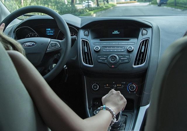 Ford Focus Trend - Những tính năng dành riêng cho phái nữ - 4