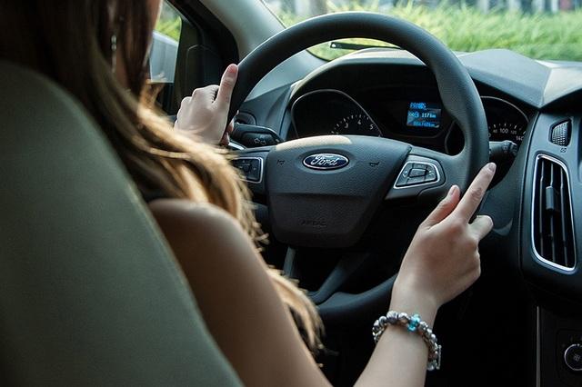 Ford Focus Trend - Những tính năng dành riêng cho phái nữ - 2