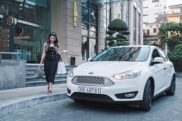 Ford Focus Trend - Những tính năng dành riêng cho phái nữ - 6