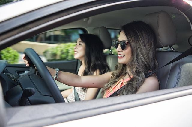 Ford Focus Trend - Những tính năng dành riêng cho phái nữ - 5