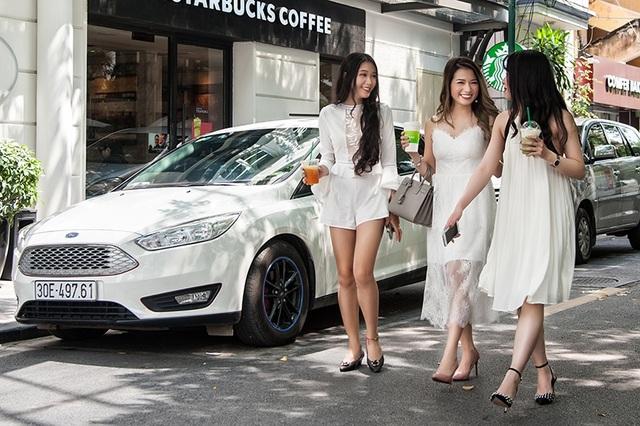Ford Focus Trend - Những tính năng dành riêng cho phái nữ - 7