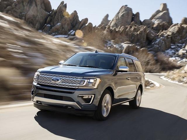 Ford Expedition thế hệ mới - Lớn hơn, nhưng nhẹ hơn - 14