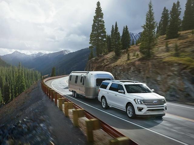 Ford Expedition thế hệ mới - Lớn hơn, nhưng nhẹ hơn - 12