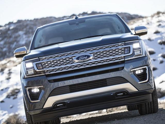 Ford Expedition thế hệ mới - Lớn hơn, nhưng nhẹ hơn - 13