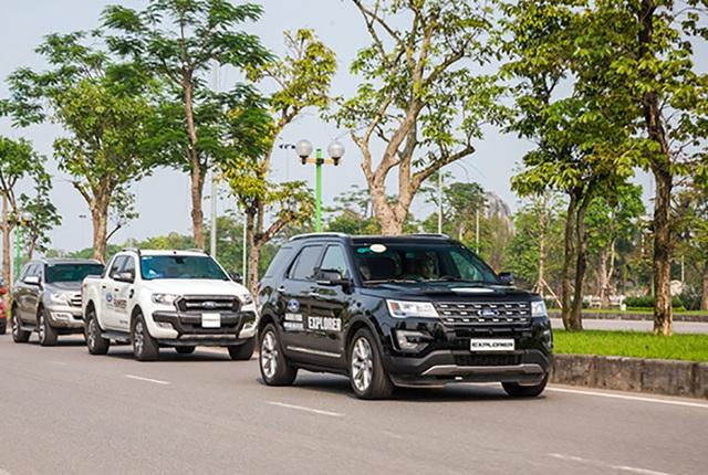 Ford Explorer ở Việt Nam có bị ảnh hưởng bởi đợt triệu hồi tại Mỹ? - 1