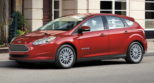 Ford Focus phiên bản chạy điện