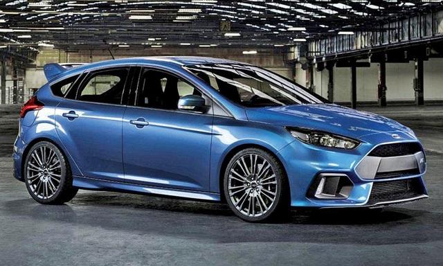 Mẫu Ford Focus RS