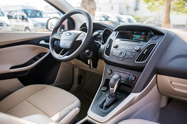 Ford Focus Trend giảm giá mạnh - Cơ hội sở hữu xe rộng mở - 4