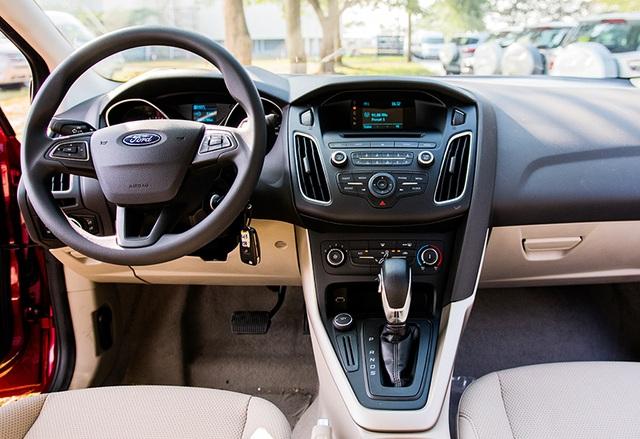 Ford Focus Trend giảm giá mạnh - Cơ hội sở hữu xe rộng mở - 5