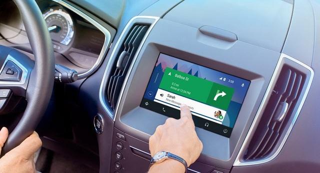 Có thể nâng cấp lên SYNC3 2.2 cho xe Ford phiên bản 2016 - 1