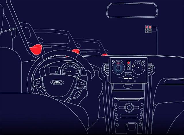 Ford thử nghiệm công nghệ chống ùn tắc giao thông - 3
