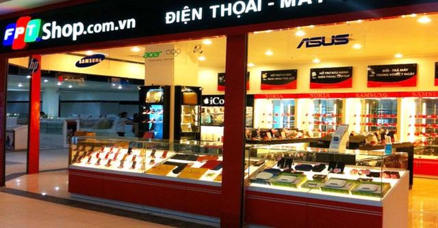 FPT Shop cũng nằm trong lộ trình thoái vốn của tập đoàn FPT.