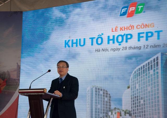 Ông Phan Tâm, Thứ trưởng Bộ Thông Tin & Truyền thông.