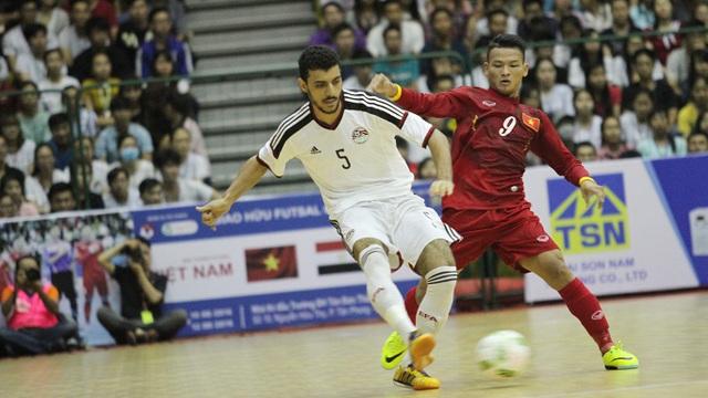 Đội tuyển futsal Việt Nam sẽ có HLV mới người Tây Ban Nha vào tháng 3 năm nay, cho hành trình chinh phục các giải châu Á (ảnh: Trọng Vũ)