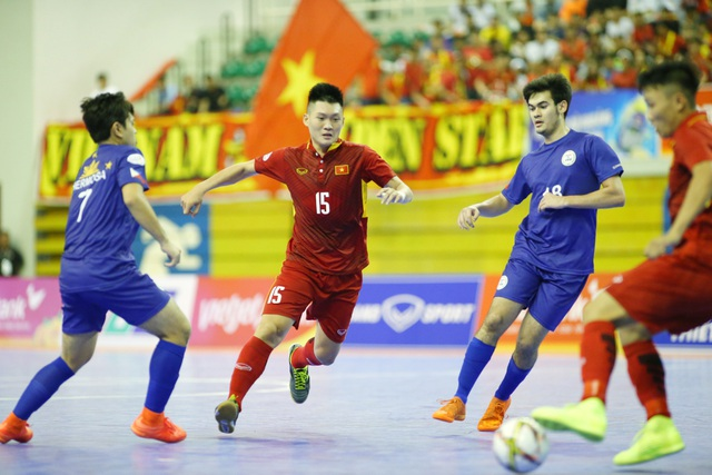 Các cầu thủ của HLV Miguel Rodrigo luôn được thi đấu giữa sự cổ vũ cuồng nhiệt của khán giả nhà