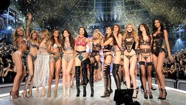 Victorias Secret Fashion Show 2017 sẽ được tổ chức tại Thượng Hải, Trung Quốc