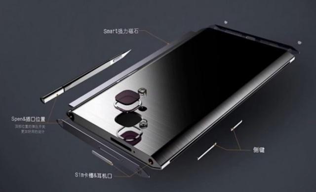 Galaxy Note 8 sẽ tích hợp trí tuệ nhân tạo, camera 30 MP - 2