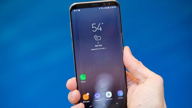 Cả LG G6 và Samsung Galaxy S8 đều sở hữu thiết kế lạ mắt cùng màn hình tỷ lệ 2:1