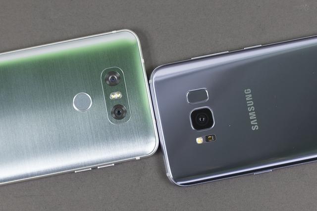 So sánh thiết kế của Galaxy S8 và LG G6 - 12