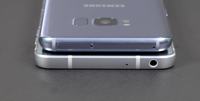 So sánh thiết kế của Galaxy S8 và LG G6 - 5