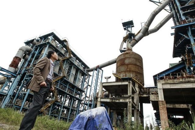 Dự án giai đoạn 2 Nhà máy thép Thái Nguyên đắp chiếu với gánh nợ nghìn tỷ đồng với Trung Quốc (ảnh minh hoạ)