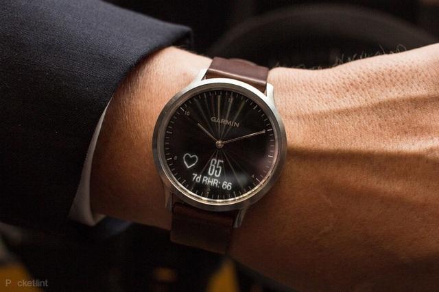 Những mẫu đồng hồ thông minh đáng chú ý năm 2017 - 5