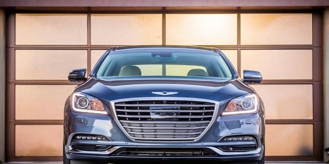 """Thương hiệu xe sang của Hyundai qua mặt """"tam đại gia Đức"""" - 1"""