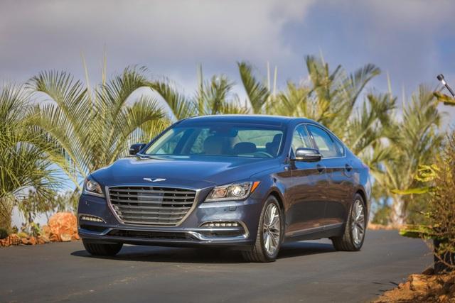 Hyundai xác nhận sẽ làm xe Genesis chạy điện - 1
