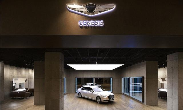 Genesis tách khỏi Hyundai, kinh doanh độc lập - 2