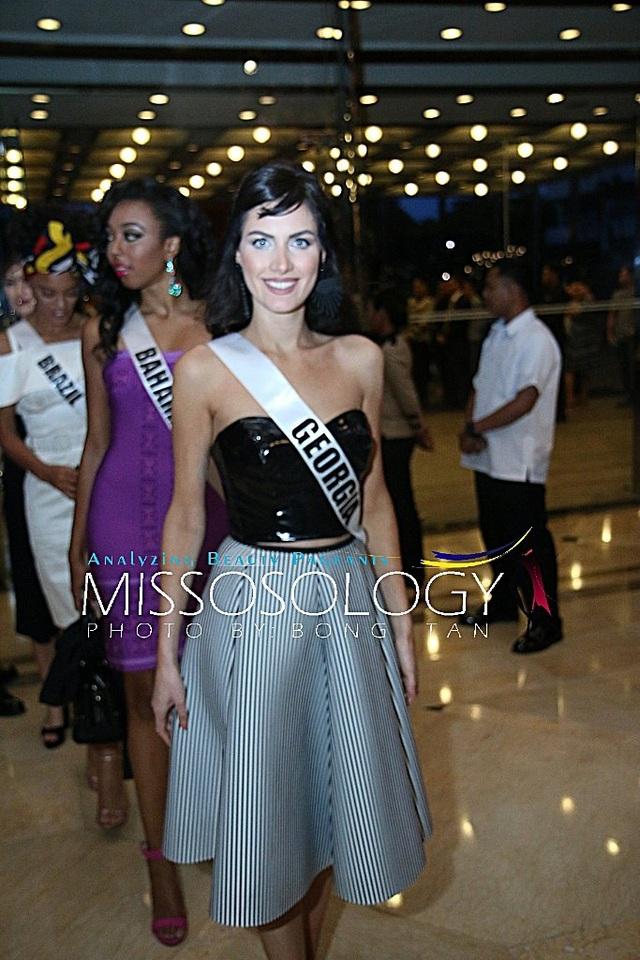 Hoa hậu Georgia