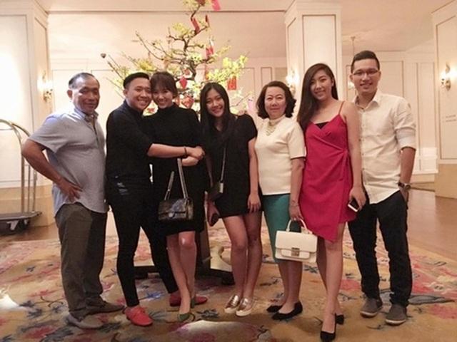 Đại gia đình của Trấn Thành - Hari Won.