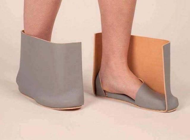 Giày chắn bùn