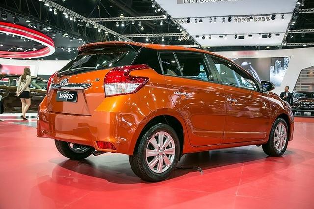 Mẫu xe nhập khẩu nguyên chiếc đầu tiên giảm giá trong năm 2017, theo cam kết cắt giảm thuế trong khối ASEAN