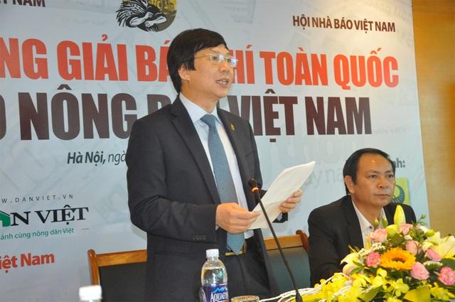 Ông Hồ Quang Lợi phát biểu tại Lễ phát động...