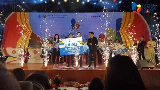 """Cuộc thi """"Sắc màu ASEAN"""" được định hướng là một hoạt động thường niên - 1"""