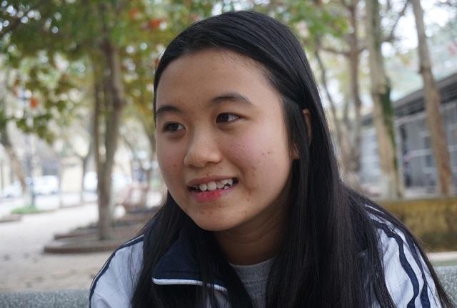 Với Hà Trang, Lịch sử không phải là môn học khô khan với sự kiện và con số. Với niềm đam mê và phương pháp khoa học, Trang tìm được niềm vui và thành tích trong môn học này.
