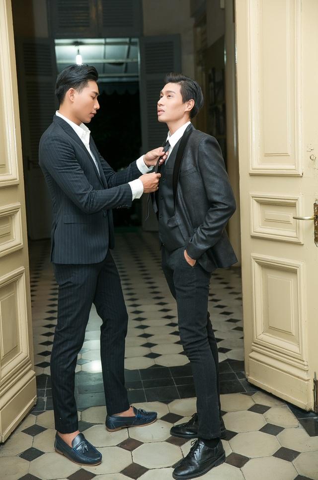 Giải vàng siêu mẫu Việt Nam Hữu Long dính nghi án giới tính - 3