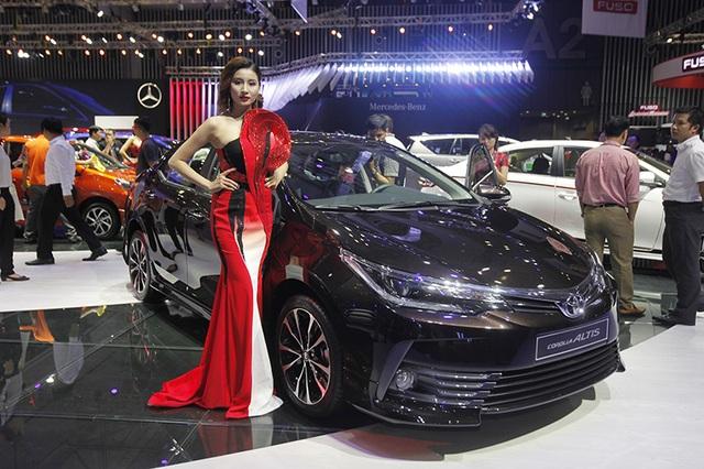 Nên xem gì tại gian hàng Toyota tại Triển lãm ô tô Việt Nam 2017? - 2
