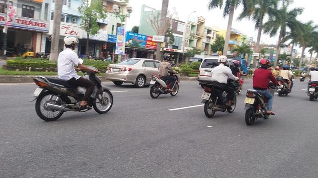 Những chủ phương tiện vi phạm giao thông bị phát hiện qua hệ thống camera giám sát sẽ nhận được tin nhắn thông báo