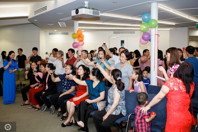 Đây cũng là dịp hội ngộ của cộng đồng người Việt tại Nam Úc.
